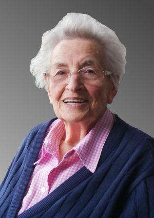 Portrait von Adelheid Bischof