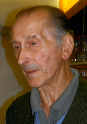 Portrait von Alfred Pfeffer