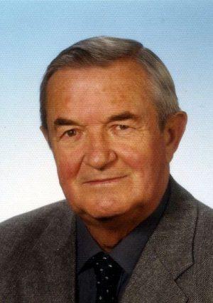 Portrait von Alois Hölzel