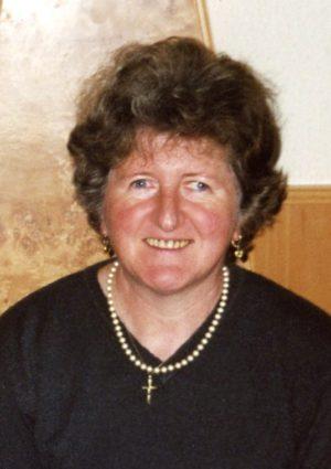 Portrait von Angela Frosch