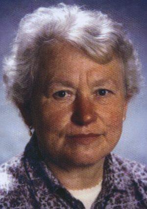 Portrait von Anna Maria Hirmann