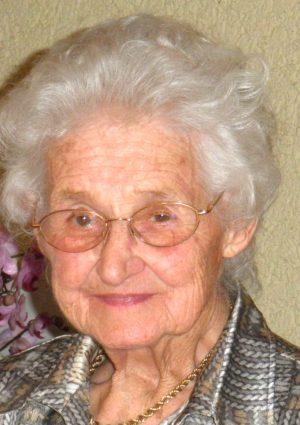 Portrait von Anna Pamberger