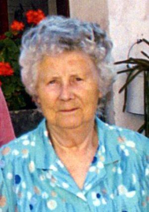 Portrait von Rosa Panwinkler