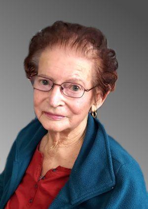 Portrait von Elfrieda Speiser