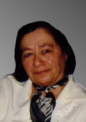 Portrait von Erna Höller