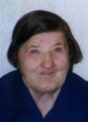 Portrait von Ernestine Staudenmayer