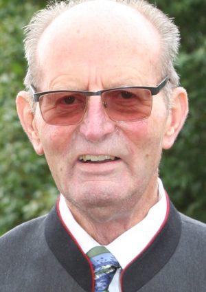 Portrait von Ewald Tiefenböck