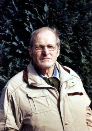 Portrait von Ferdinand Strohmaier