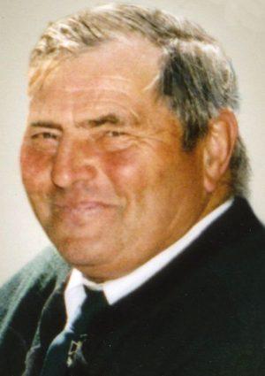 Portrait von Franz Großeibl