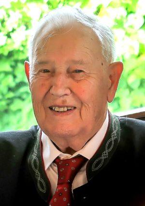 Portrait von Franz Letschka