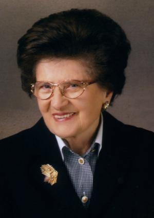 Portrait von Friederike Wieger