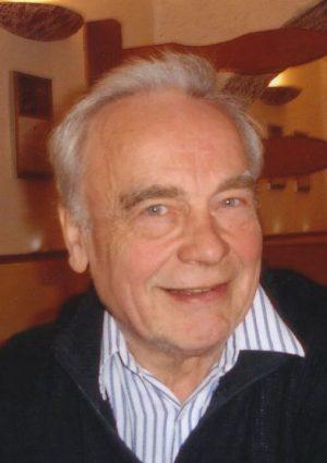Portrait von Günter Kensy