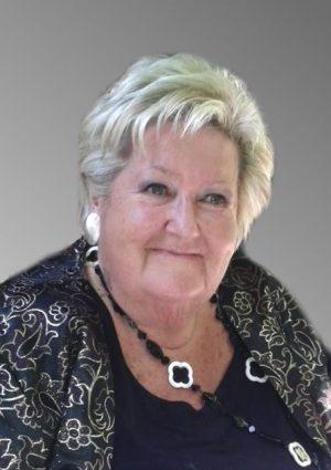 Portrait von Gerda Schickh