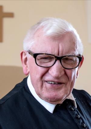 Portrait von Frater Gerhard Petr