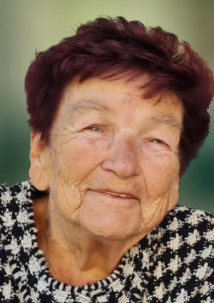 Portrait von Gertrud Lechner