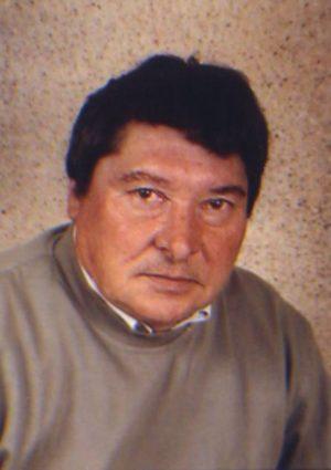 Portrait von Josef Hössinger