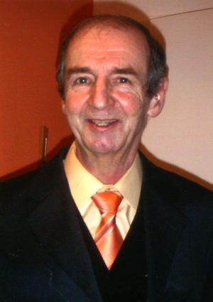 Portrait von Helmut Denk