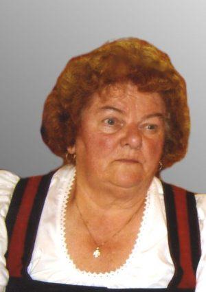 Portrait von Herta Nachförg