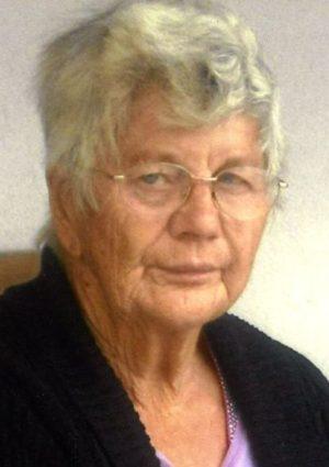 Portrait von Hilda Rennhofer
