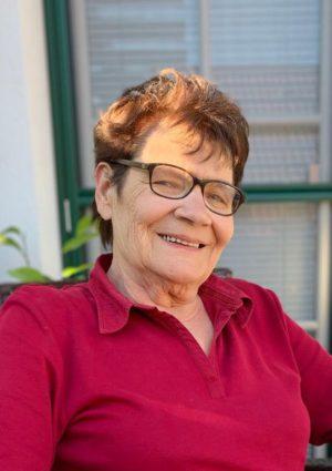 Portrait von Hilde Buchart