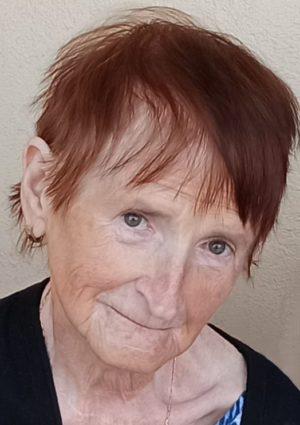 Portrait von Hildegard Oberleitner