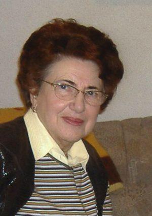 Portrait von Hildegard Schnabel