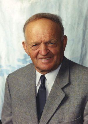 Portrait von Karl Ettenauer