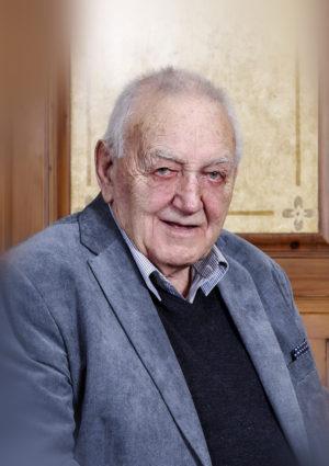 Portrait von Karl Fraunbaum