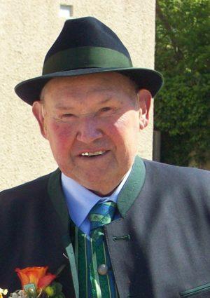 Portrait von Karl Hiegesberger