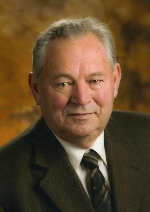 Portrait von Karl Holzinger