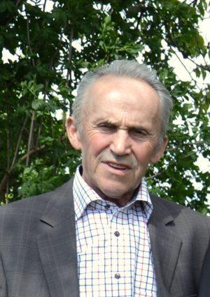 Portrait von Karl Schmutzer