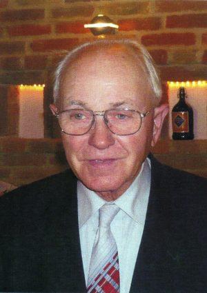 Portrait von Leopold Kaiblinger
