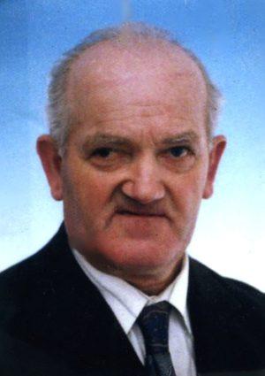 Portrait von Leopold Weber