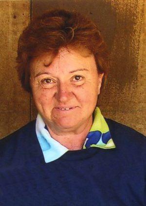 Portrait von Leopoldine Artner