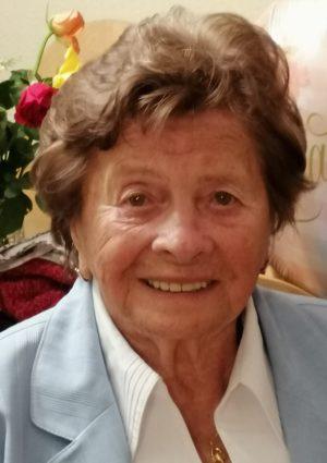 Portrait von Leopoldine Erber