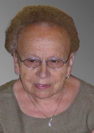 Portrait von Leopoldine Popp