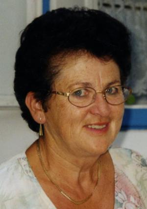 Portrait von Leopoldine Riedler