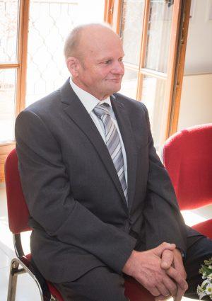 Portrait von Lothar Wesely
