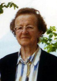 Portrait von Margarete Lindner