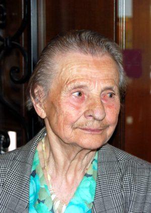 Portrait von Maria Berger