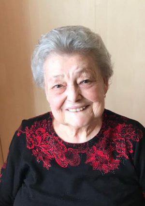 Portrait von Maria Eckel