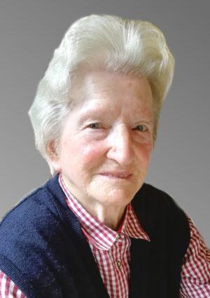 Portrait von Maria Fischer