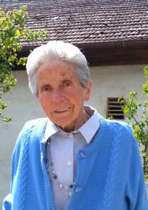 Portrait von Maria Hofbauer