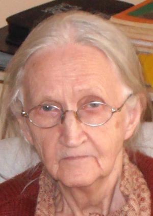 Portrait von Maria Karch