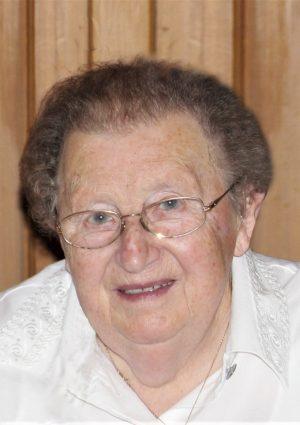 Portrait von Maria Letschka