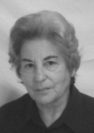 Portrait von Maria Nikodim