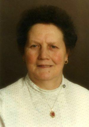 Portrait von Maria Priesching