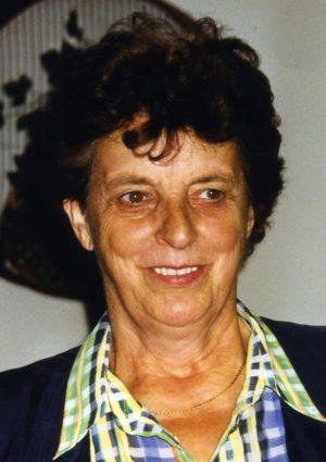 Portrait von Maria Prischink