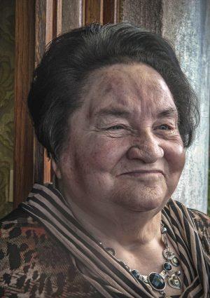 Portrait von Martha Zingler