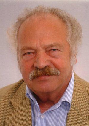 Portrait von Dr. Norbert Skorjanz